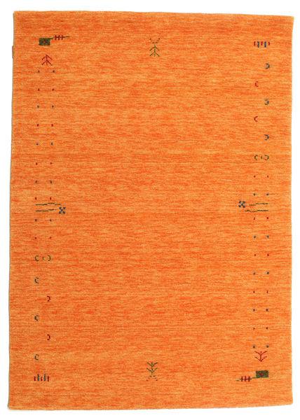 Γκάμπεθ Loom Frame - Πορτοκαλί Χαλι 140X200 Σύγχρονα Πορτοκαλί (Μαλλί, Ινδικά)