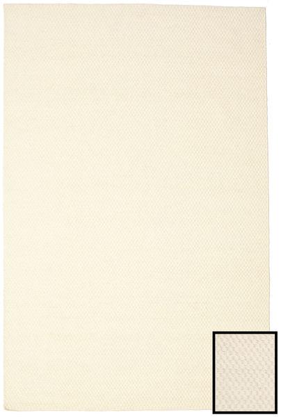 Bobbie - Light Χαλι 200X300 Σύγχρονα Χειροποίητη Ύφανση Λευκό/Κρεμ/Μπεζ (Μαλλί, Ινδικά)