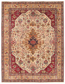 Tabriz Πατίνα Χαλι 260X344 Ανατολής Χειροποιητο Μεγαλα (Μαλλί, Περσικά/Ιρανικά)