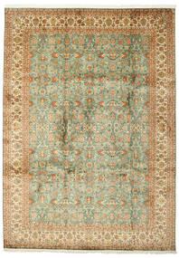Kashmir Καθαρό Μετάξι Χαλι 223X313 Ανατολής Χειροποιητο (Μεταξωτά, Ινδικά)