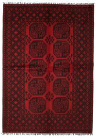 Afghan Χαλι 163X236 Ανατολής Χειροποιητο (Μαλλί, Αφγανικά)