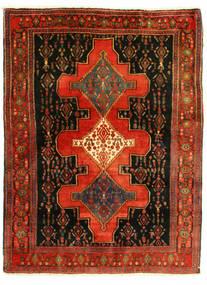 Senneh Χαλι 126X175 Ανατολής Χειροποιητο (Μαλλί, Περσικά/Ιρανικά)