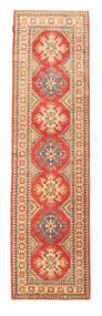 Turkeman Ariana Χαλι 84X312 Ανατολής Χειροποιητο Χαλι Διαδρομοσ Στο Χρώμα Της Σκουριάς/Ανοιχτό Καφέ (Μαλλί, Αφγανικά)