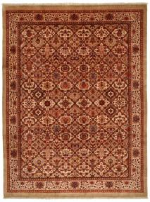 Jozan Χαλι 261X346 Ανατολής Χειροποιητο Στο Χρώμα Της Σκουριάς/Kόκκινα Μεγαλα (Μαλλί, Περσικά/Ιρανικά)