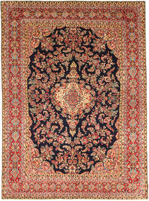 Hamadan Shahrbaf Χαλι 271X376 Ανατολής Χειροποιητο Σκούρο Καφέ/Στο Χρώμα Της Σκουριάς Μεγαλα (Μαλλί, Περσικά/Ιρανικά)