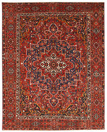 Bakhtiar Πατίνα Χαλι 337X431 Ανατολής Χειροποιητο Σκούρο Κόκκινο/Στο Χρώμα Της Σκουριάς Μεγαλα (Μαλλί, Περσικά/Ιρανικά)