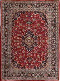Kashmar Πατίνα Χαλι 250X333 Ανατολής Χειροποιητο Σκούρο Κόκκινο/Σκούρο Καφέ Μεγαλα (Μαλλί, Περσικά/Ιρανικά)