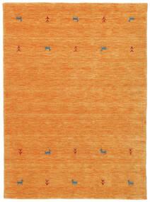 Γκάμπεθ Loom Two Lines - Πορτοκαλί Χαλι 140X200 Σύγχρονα Πορτοκαλί (Μαλλί, Ινδικά)