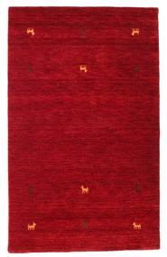 Γκάμπεθ Loom Two Lines - Κόκκινα Χαλι 100X160 Σύγχρονα Kόκκινα/Σκούρο Κόκκινο (Μαλλί, Ινδικά)