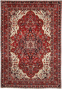 Bakhtiar Χαλι 217X314 Ανατολής Χειροποιητο Σκούρο Κόκκινο/Σκούρο Καφέ (Μαλλί, Περσικά/Ιρανικά)