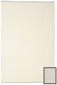 Bobbie - White_Grey Χαλι 200X300 Σύγχρονα Χειροποίητη Ύφανση Μπεζ/Σκούρο Μπεζ (Μαλλί, Ινδικά)