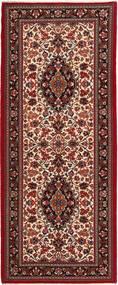 Ghom Sherkat Farsh Χαλι 84X205 Ανατολής Χειροποιητο Χαλι Διαδρομοσ Σκούρο Κόκκινο/Σκούρο Καφέ (Μαλλί, Περσικά/Ιρανικά)