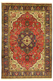 Tabriz Χαλι 208X304 Ανατολής Χειροποιητο (Μαλλί, Περσικά/Ιρανικά)