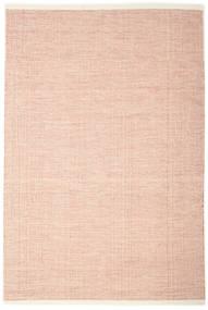 Seaby - Στο Χρώμα Της Σκουριάς Χαλι 200X300 Σύγχρονα Χειροποίητη Ύφανση Ανοιχτό Ροζ/Σκούρο Μπεζ (Μαλλί, Ινδικά)