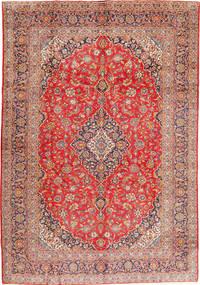 Keshan Signature : Kashan Ghotbi Χαλι 294X423 Ανατολής Χειροποιητο Στο Χρώμα Της Σκουριάς/Σκούρο Κόκκινο Μεγαλα (Μαλλί, Περσικά/Ιρανικά)