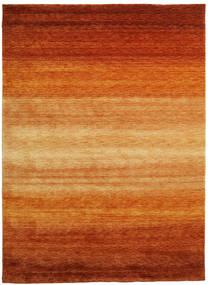 Γκάμπεθ Rainbow - Στο Χρώμα Της Σκουριάς Χαλι 210X290 Σύγχρονα Στο Χρώμα Της Σκουριάς/Ανοιχτό Καφέ (Μαλλί, Ινδικά)