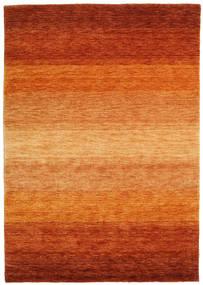 Γκάμπεθ Rainbow - Στο Χρώμα Της Σκουριάς Χαλι 140X200 Σύγχρονα Πορτοκαλί/Στο Χρώμα Της Σκουριάς/Ανοιχτό Καφέ (Μαλλί, Ινδικά)