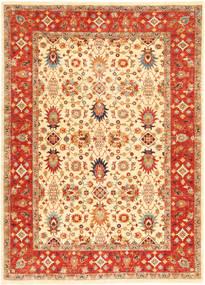 Ziegler Χαλι 174X240 Ανατολής Χειροποιητο Μπεζ/Kόκκινα (Μαλλί, Πακιστανικά)