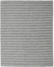 Κιλίμ Long Stitch - Μαύρα/Γκρι Χαλι 240X300 Σύγχρονα Χειροποίητη Ύφανση Ανοιχτό Γκρι/Τυρκουάζ Μπλε (Μαλλί, Ινδικά)
