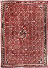 Hosseinabad Χαλι 310X445 Ανατολής Χειροποιητο Σκούρο Κόκκινο/Σκούρο Καφέ Μεγαλα (Μαλλί, Περσικά/Ιρανικά)