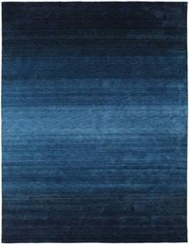 Γκάμπεθ Rainbow - Μπλε Χαλι 300X400 Σύγχρονα Σκούρο Μπλε/Μπλε Μεγαλα (Μαλλί, Ινδικά)