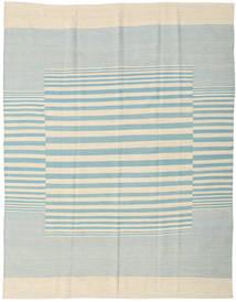 Κιλίμ Μοντέρνα Χαλι 181X230 Σύγχρονα Χειροποιητο Μπεζ/Τυρκουάζ Μπλε (Μαλλί, Ινδικά)