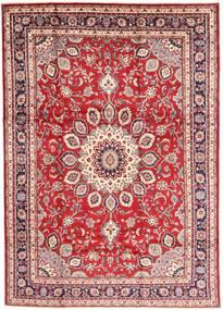 Hamadan Shahrbaf Χαλι 210X297 Ανατολής Χειροποιητο Σκούρο Κόκκινο/Μπεζ (Μαλλί, Περσικά/Ιρανικά)