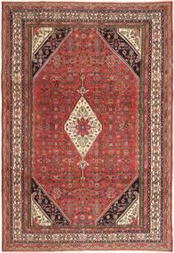 Hamadan Πατίνα Χαλι 210X308 Ανατολής Χειροποιητο Σκούρο Κόκκινο/Σκούρο Καφέ (Μαλλί, Περσικά/Ιρανικά)