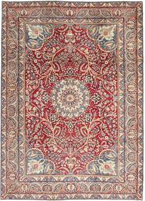 Kerman Πατίνα Χαλι 248X344 Ανατολής Χειροποιητο Μπεζ/Ανοιχτό Γκρι (Μαλλί, Περσικά/Ιρανικά)