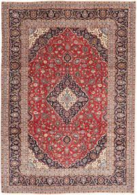 Keshan Πατίνα Χαλι 237X337 Ανατολής Χειροποιητο Σκούρο Κόκκινο/Καφέ (Μαλλί, Περσικά/Ιρανικά)