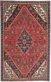 Hamadan Πατίνα Χαλι 165X267 Ανατολής Χειροποιητο Σκούρο Κόκκινο/Σκούρο Καφέ (Μαλλί, Περσικά/Ιρανικά)