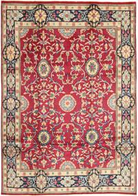 Kerman Χαλι 208X296 Ανατολής Χειροποιητο Kόκκινα/Σκούρο Γκρι (Μαλλί, Περσικά/Ιρανικά)