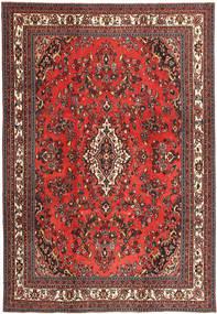 Hamadan Shahrbaf Πατίνα Χαλι 255X368 Ανατολής Χειροποιητο Σκούρο Κόκκινο/Σκούρο Καφέ Μεγαλα (Μαλλί, Περσικά/Ιρανικά)