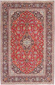 Keshan Πατίνα Χαλι 197X300 Ανατολής Χειροποιητο Στο Χρώμα Της Σκουριάς/Σκούρο Καφέ (Μαλλί, Περσικά/Ιρανικά)