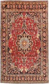 Bidjar Χαλι 198X342 Ανατολής Χειροποιητο Σκούρο Καφέ/Σκούρο Κόκκινο (Μαλλί, Περσικά/Ιρανικά)