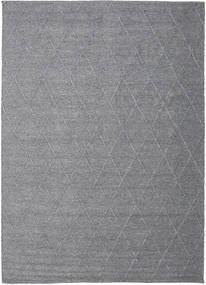 Svea - Charcoal Χαλι 200X300 Σύγχρονα Χειροποίητη Ύφανση Ανοιχτό Γκρι/Σκούρο Γκρι (Μαλλί, Ινδικά)