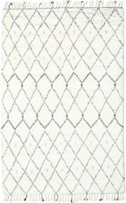 Sauda - Natural Γκρι Χαλι 200X300 Σύγχρονα Χειροποιητο Μπεζ/Λευκό/Κρεμ (Μαλλί, Ινδικά)