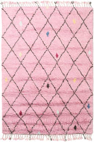 Alta - Magenta Χαλι 160X230 Σύγχρονα Χειροποιητο Ανοιχτό Ροζ (Μαλλί, Ινδικά)