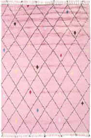 Alta - Magenta Χαλι 200X300 Σύγχρονα Χειροποιητο Ανοιχτό Ροζ (Μαλλί, Ινδικά)