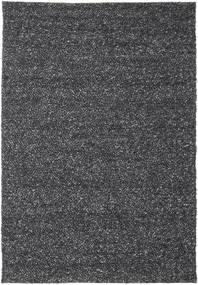Bubbles - Melange Μαύρα Χαλι 250X350 Σύγχρονα Σκούρο Γκρι Μεγαλα (Μαλλί, Ινδικά)