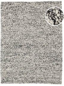 Bubbles - Melange Γκρι Χαλι 250X350 Σύγχρονα Ανοιχτό Γκρι/Τυρκουάζ Μπλε Μεγαλα (Μαλλί, Ινδικά)