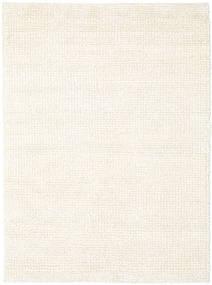 Manhattan - White Χαλι 170X240 Σύγχρονα Μπεζ/Λευκό/Κρεμ ( Ινδικά)