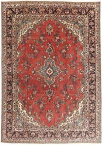 Hamadan Πατίνα Χαλι 210X300 Ανατολής Χειροποιητο Σκούρο Κόκκινο/Σκούρο Καφέ (Μαλλί, Περσικά/Ιρανικά)