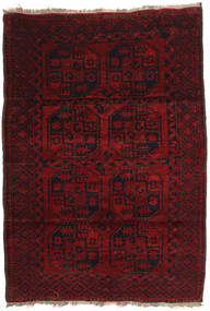 Afghan Khal Mohammadi Χαλι 120X173 Ανατολής Χειροποιητο Σκούρο Κόκκινο (Μαλλί, Αφγανικά)