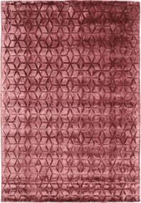 Diamond - Burgundy Χαλι 160X230 Σύγχρονα Σκούρο Κόκκινο/Στο Χρώμα Της Σκουριάς ( Ινδικά)
