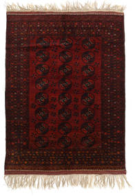 Afghan Khal Mohammadi Χαλι 150X196 Ανατολής Χειροποιητο Σκούρο Καφέ/Σκούρο Κόκκινο (Μαλλί, Αφγανικά)