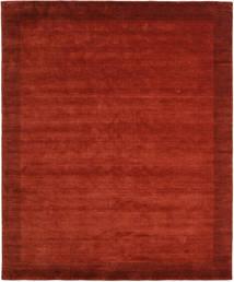 Χειροκίνητου Αργαλειού Frame - Στο Χρώμα Της Σκουριάς Χαλι 250X300 Σύγχρονα Στο Χρώμα Της Σκουριάς/Kόκκινα Μεγαλα (Μαλλί, Ινδικά)