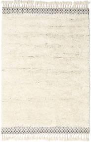 Dixon Χαλι 140X200 Σύγχρονα Χειροποίητη Ύφανση Μπεζ/Λευκό/Κρεμ (Μαλλί, Ινδικά)