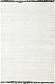 Barfi - Μαύρα/White Χαλι 200X300 Σύγχρονα Χειροποίητη Ύφανση Μπεζ/Ανοιχτό Γκρι (Μαλλί, Ινδικά)