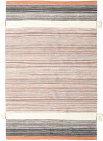 Fenix - Στο Χρώμα Της Σκουριάς Χαλι 200X300 Σύγχρονα Χειροποίητη Ύφανση Ανοιχτό Γκρι/Μπεζ/Λευκό/Κρεμ (Μαλλί, Ινδικά)